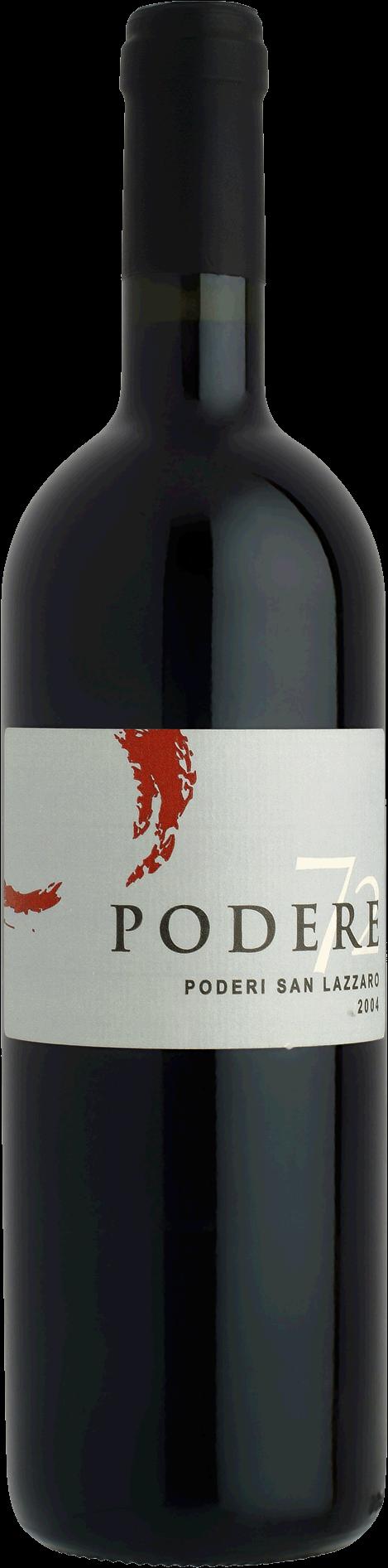 Podere 72 Rosso Piceno Superiore Doc 2014