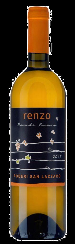 Renzo 2016 - Marche Bianco IGT - Poderi San Lazzaro