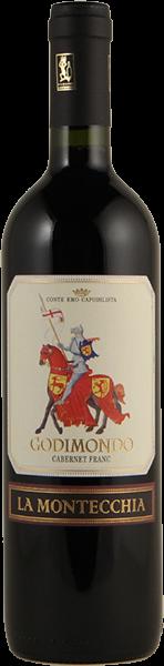 Godimondo 2015 Magnum 1,5L - Cabernet Franc IGT Veneto - La Montecchia