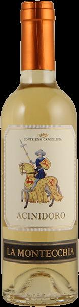 Acinidoro 2017 0,375L - Bianco IGT Veneto Passito - La Montecchia