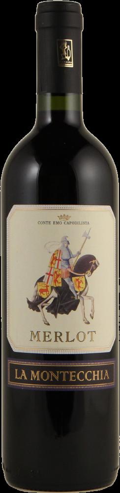 Merlot 2015 - Colli Euganei DOC - La Montecchia