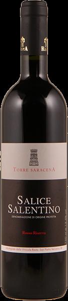 Torre Saracena Riserva 2012 - Salice Salentino DOC - Vinicola Resta