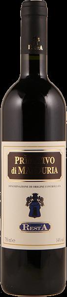 Primitivo di Manduria DOC 2013 - Vinicola Resta