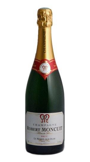 Extra Brut Blanc de Blancs Grand Cru Reserve 'Perpetuelle' - Champagne AOC - Robert Moncuit