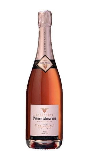 Rosé Brut Grand Cru 'Les Romarines' - Champagne AOC - Robert Moncuit