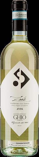 Zanè 2015 - Monferrato DOC Bianco - Ghio Vini