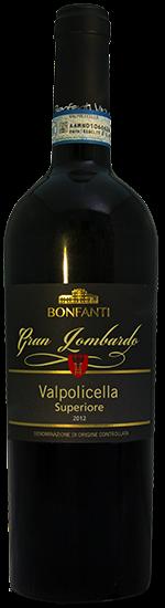 Valpolicella Ripasso DOC Superiore 2017 - Gran Lombardo - Bonfanti Vini