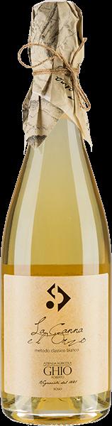 La Canna e l'Orzo - Metodo Classico Bianco - Ghio Vini