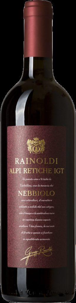 Rosso Nebbiolo 2018 - Alpi Retiche IGT - Rainoldi