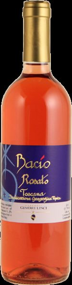 Bacio 2019 - IGT Toscana Rosato Bio - Marchesi Ginori Lisci