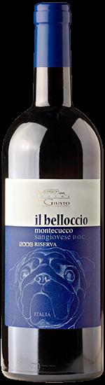 Il Belloccio 2011 - Montecucco Rosso Riserva Doc - Podere San Giusto