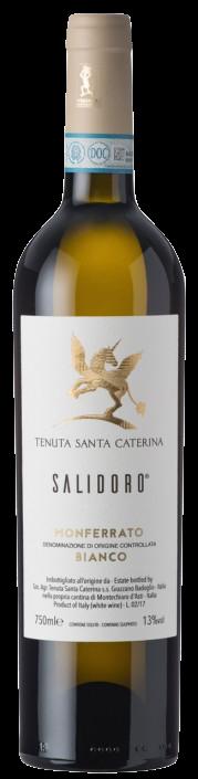 Salidoro 2017 - Monferrato Bianco DOC - Tenuta Santa Caterina