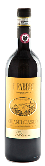 I Fabbri Riserva 2015 - Riserva DOCG Chianti Classico - I Fabbri