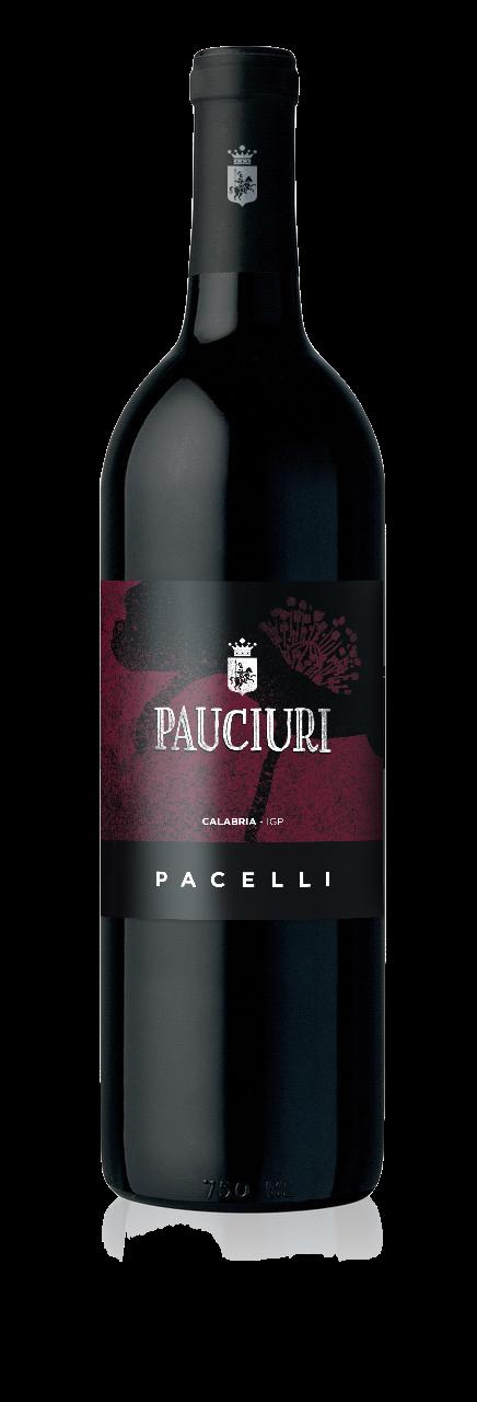 Pauciuri Rosso 2017 - Calabria IGP - Tenute Pacelli