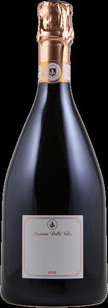 Lambrusco Rosé di Sorbara Spumante 2015 - DOC Metodo Classico - Cantina della Volta
