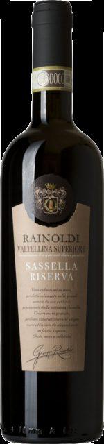 Sassella Riserva 2016 - Valtellina Superiore DOCG - Rainoldi