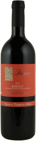 Barolo Mariondino 2016 Magnum 1,5L - Barolo DOCG - Parusso