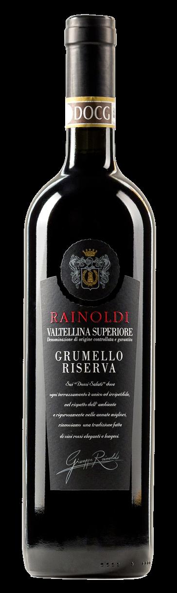 Grumello Riserva 2013 - Valtellina Superiore DOCG - Rainoldi