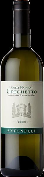 Grechetto 2019 - Colli Martani DOC Bio - Antonelli San Marco