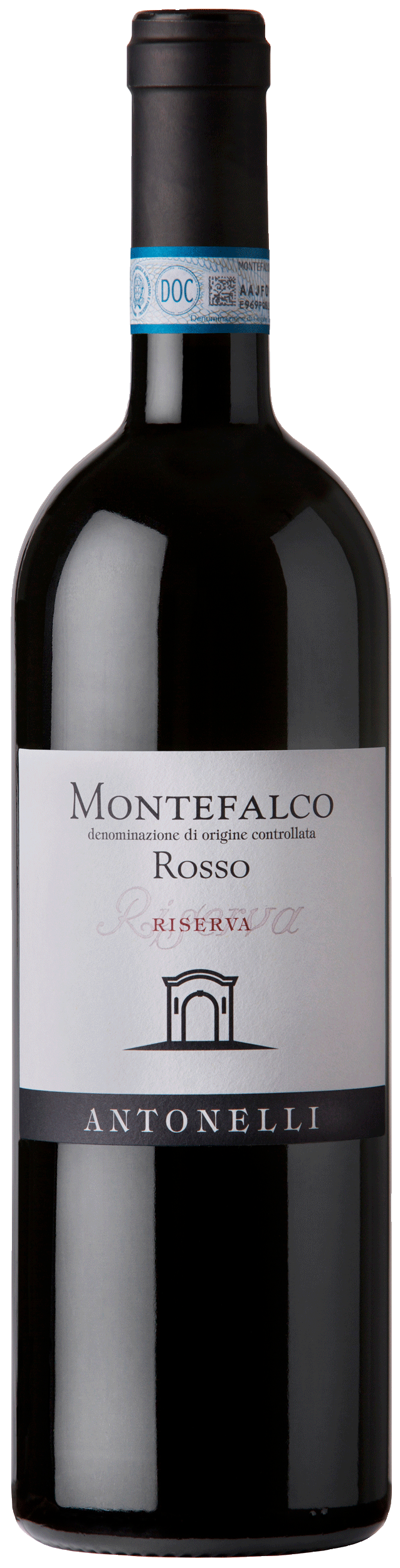 Montefalco Rosso Riserva DOC 2012