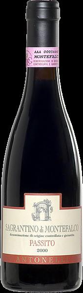 Montefalco Sagrantino Passito DOCG 2014 Mezza Bottiglia 0,375 L - Antonelli San Marco