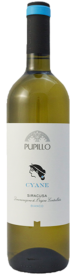 Cyane Moscato 2019 - Doc Siracusa Bianco - Cantine Pupillo