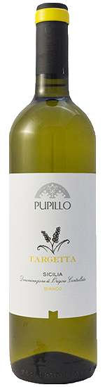 Targetta 2019 - Sicilia Doc Bianco Catarratto - Cantine Pupillo