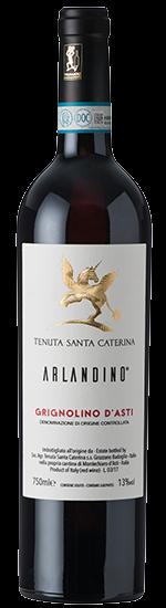 Arlandino 2016 Grignolino d'Asti DOC