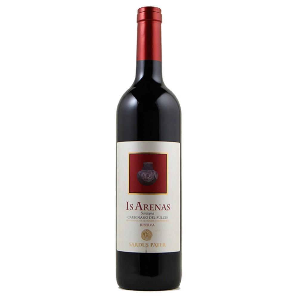 Is Arenas 2015 Magnum 3L - Carignano del Sulcis Riserva Doc - Sardus Pater