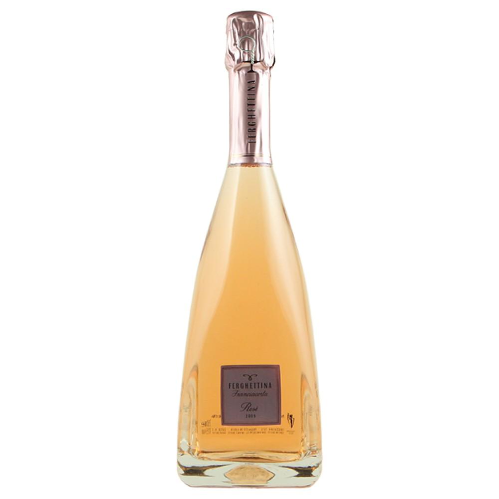 Franciacorta Rosè Brut DOCG 2015 - Ferghettina