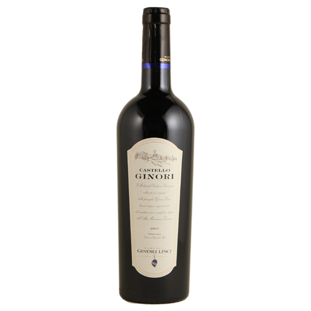 Castello Ginori 2015 Magnum 1,5L - Montescudaio DOC - Marchesi Ginori Lisci