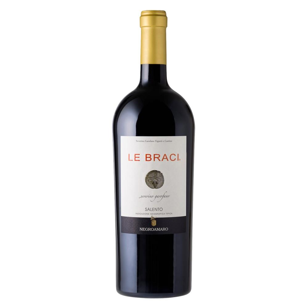 Le Braci 2011 Magnum 1,5L - Salento Rosso IGT - Garofano Vigneti e Cantine