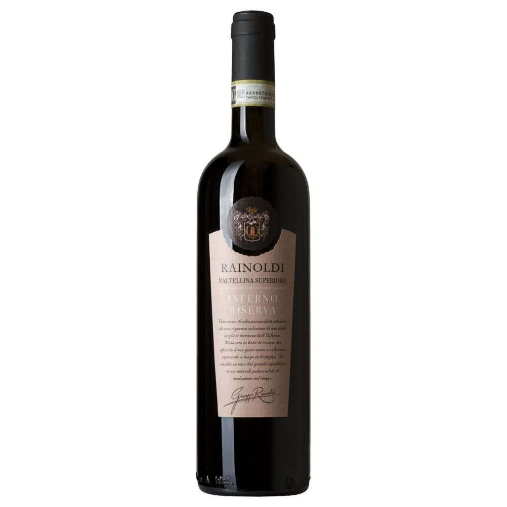 Inferno Riserva 2016 Magnum 1,5L - Valtellina Superiore DOCG - Rainoldi