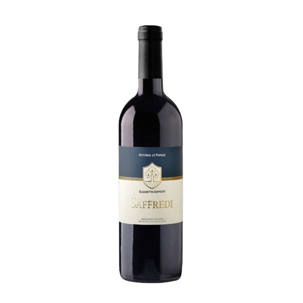 Saffredi 2016 - IGT Toscana Rosso - Fattoria Le Pupille